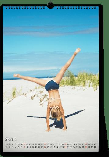 fotokalendář A3 - děti