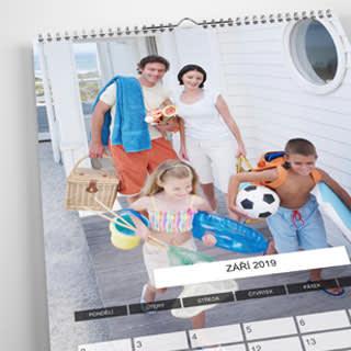 fotokalendář - počáteční měsíc