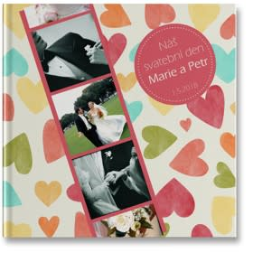 fotokniha - svatební
